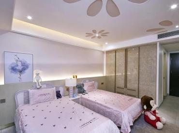 在设计全屋的定制的摆放家具的特征