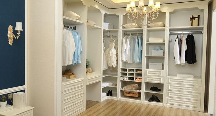 全屋衣柜设计效果图